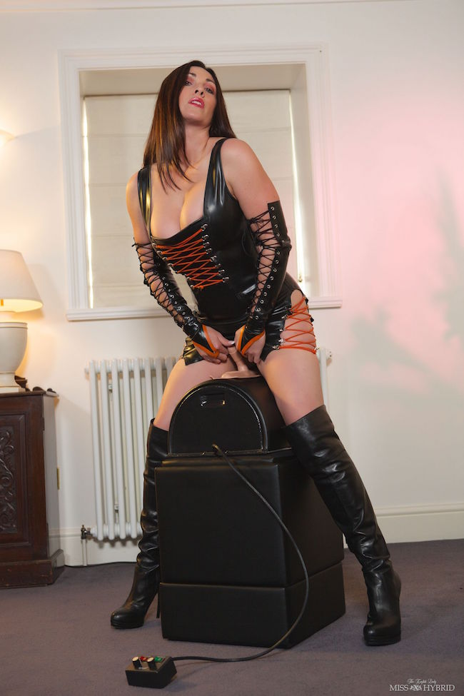 Sybian party video